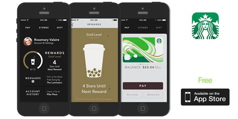 starbucks app android weekly apps starbucks starbucks gucci and more