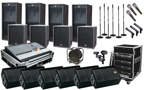 Compact House by Sound System Hire Humphries Av Audio Visual Hire