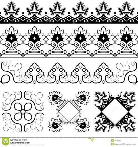 design elements symmetry symmetrical design elements stock image image 14167991
