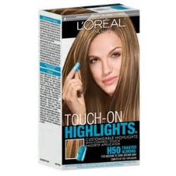 touch on highlights h50 toasted almond highlights