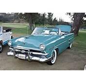 1953 Ford Crestline Sunliner For Sale South Pasadena