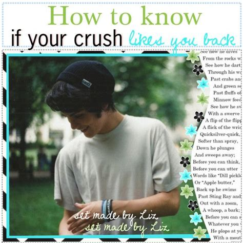 Ways To Behave With Your Crush When You Are In A by How To If Your Crush Likes You Back School