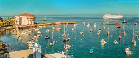 Catalina Island Hotels, Travel Packages, and Tourist