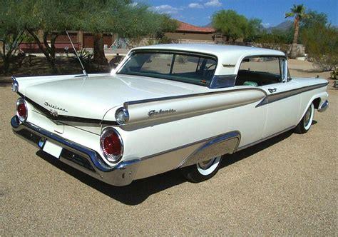 1959 FORD GALAXIE 2 DOOR HARDTOP - 81692 U 2 1959