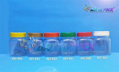 Tutup Kloset Pvc Tebal Hijau jual plastik pet 200ml selai kotak tutup hijau pet992 harga murah jakarta oleh cv