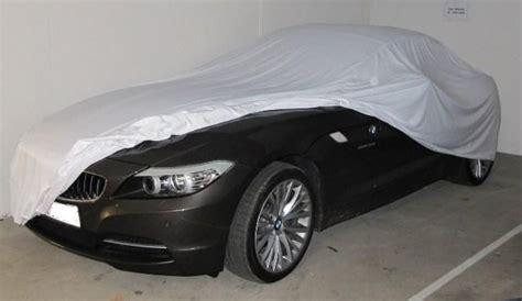 bmw z4 car cover autoabdeckung vollgarage car cover satin white f 252 r bmw z4