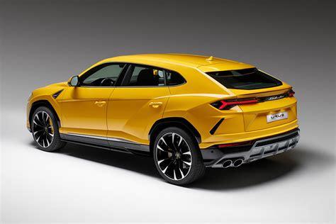 Suv Lamborghini Urus 2019 Lamborghini Urus