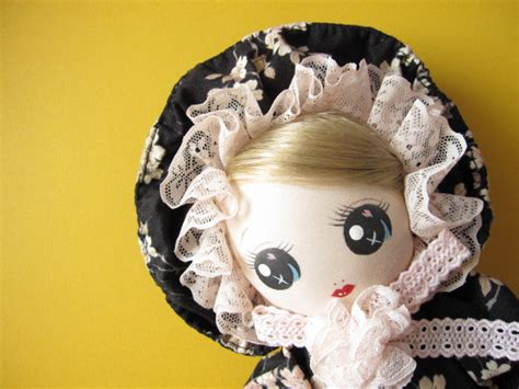 Handmade Japan - japanese handmade bunka doll cloth doll