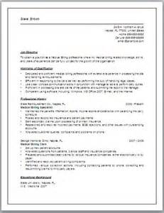 Billing Specialist Resume by Sle Resume Billing Specialist Oxford Press Critical Thinking Competency Framework