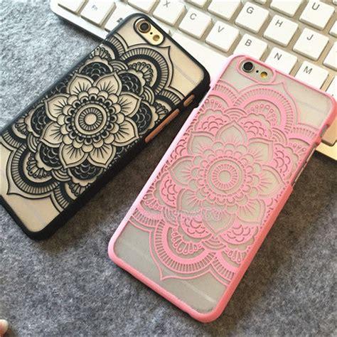 Floral Motif Iring For Iphone 5 5s 5g Softcase B Berkualitas achetez en gros mandala iphone 5 en ligne 224 des