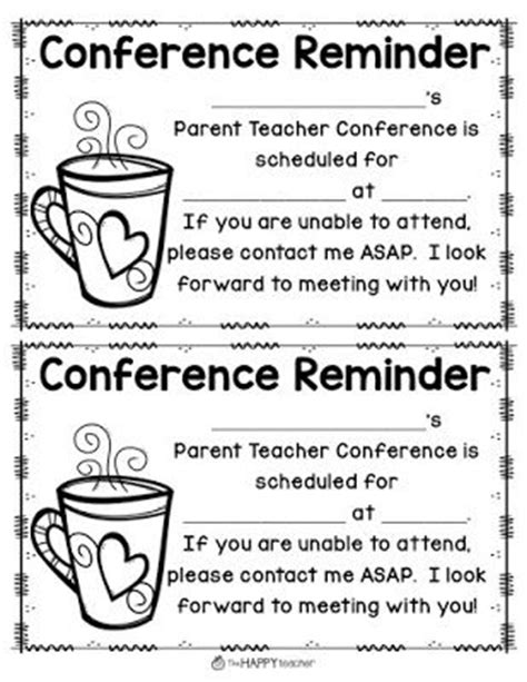 Parent Conference Sign Up Letter Best 25 Forms Ideas On Substitute Forms Classroom Ideas And World