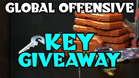 Cs Go Case Key Giveaway - cs go case key giveaway details youtube