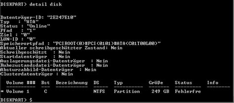 diskpart output format windows how to set boot disk flag with diskpart super user