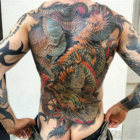 tattoo dragon body dragon tattoos 101 pictures with meaning