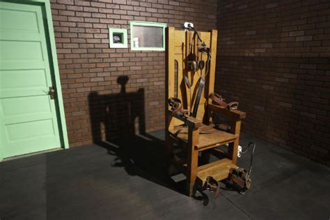 Penalty Electric Chair by Tennessee And The Electric Chair A Q A With Penalty