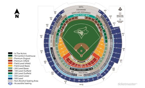 rogers centre floor plan rogers centre seat map my blog