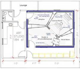 studio floor plans recording studio floor plans pdf