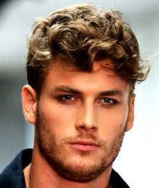 hair styles for biys with wavy hair 10 good haircuts for curly hair men mens hairstyles 2017