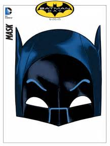 Villain Mask Template by Free Batman Mask And Activity Printables Todaysmama