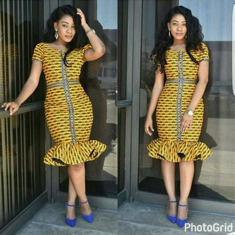 latest nigerian ankara styles ankara style 2017 latest and modern gowns tops dresses