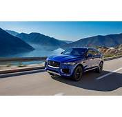 Jaguar Presents A Sporty Saloon Style SUV The F PACE Pictured