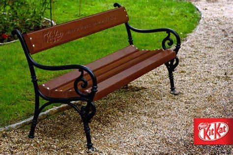 kitkat bench viral marketing with kitkat social media for business