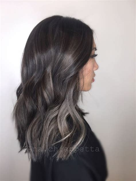 Highlights To Cover Gray Hair For Asians | pinterest the world s catalog of ideas