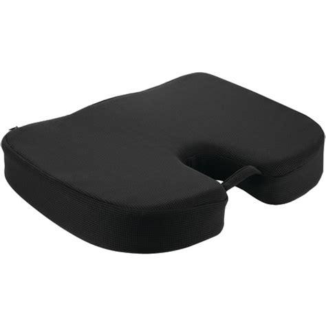 Orthopedic Cushion For Chair by Orthopedic Gel Comfort Memory Foam Seat Cushion Wheelchair