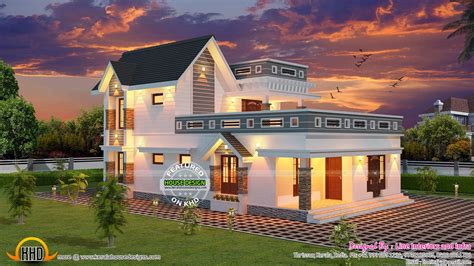 vastu based kerala house plan kerala home design and