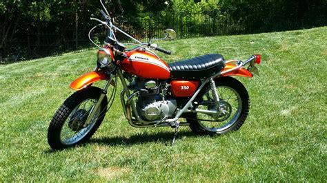 Honda Sl350 by 1971 Honda Sl350 Www Pixshark Images Galleries