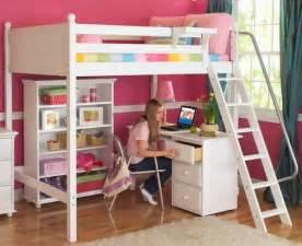 le lit mezzanine avec bureau est l ameublement cr 233 atif