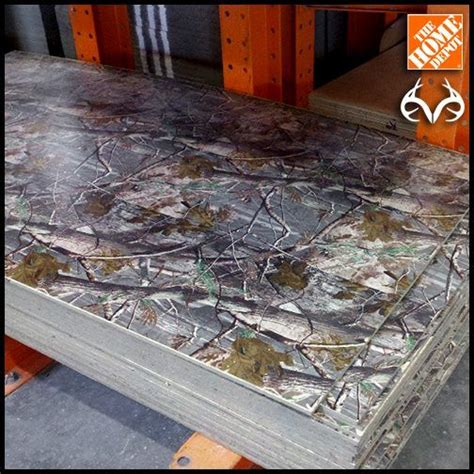 home depot real tree realtree laminated plywood for whenever that s necessary camo everything