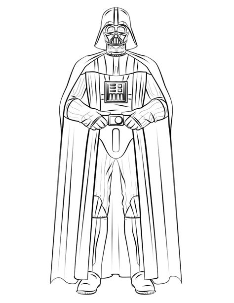 printable coloring pages wars darth vader coloring pages best coloring pages for