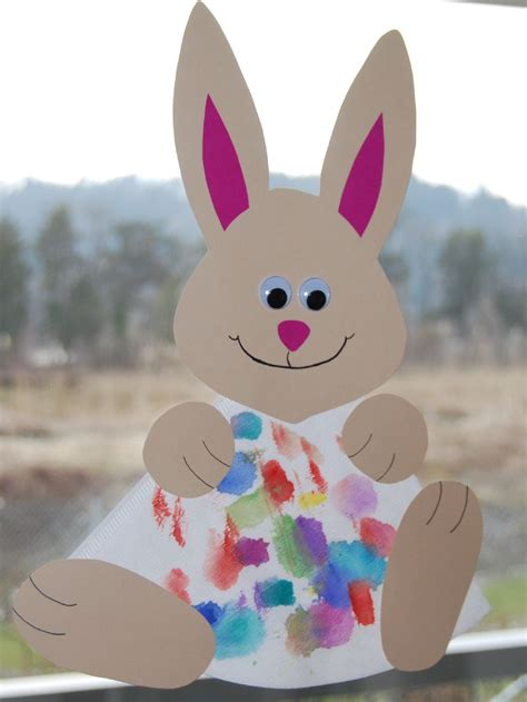 easter bunny craft projects esos locos bajitos fwd easy preschool crafts for