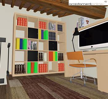 arredo studio ikea studio in mansarda con mobili ikea