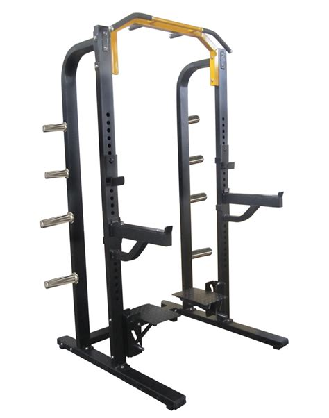 Half Rack Fitness Gear by China Fitness Equipment Fitness Equipment Made In China