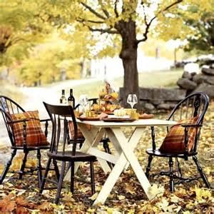 30 outdoor thanksgiving dinner d 233 cor ideas digsdigs