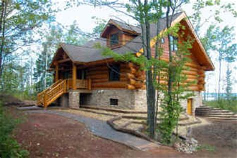Cabins Up Michigan by Michigan Vacation Lake Cabin For Rent Near Porcupine Mts