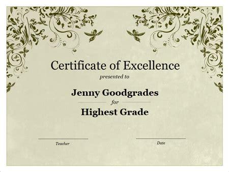 diploma template for google docs certificate template google docs planner template free