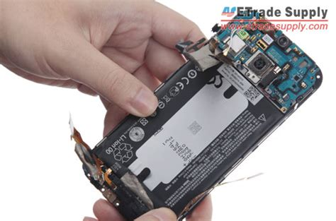 Baterai Battery Htc One M7 how to reassemble htc one m8 for parts replacement