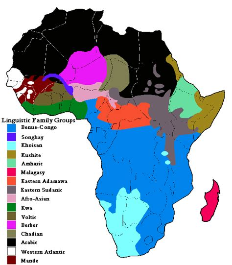 sociolinguistics pattern of african languages comprehesion psychology of language