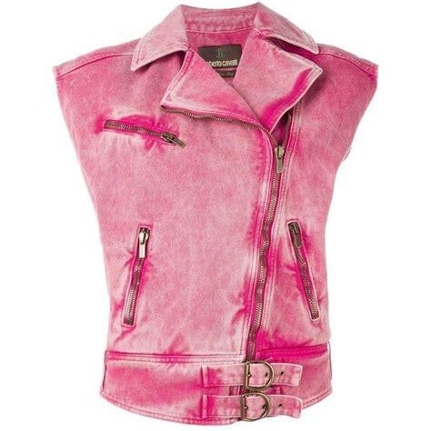 Korea Pink Stelan Sleveeless Pink 1000 ideas about pink denim jacket on korea