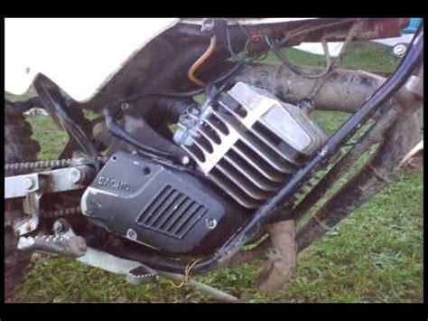 Sachs Motor 80 by Sachs Sw 80 Mit Kokusan Z 252 Ndung Rw Rs 04 H Auspuff A