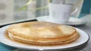 membuat pancake lembut resep pancake lembut spesial manis dan sederhana sajian