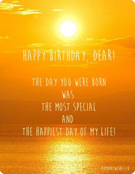Happy Birthday Quotes For Sons by 50 Happy Birthday Wishes For With Images From