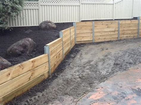 Retaining Wall Design Ideas Get Inspired By Photos Of Cheap Garden Wall