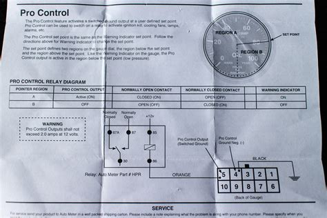 auto meter wiring diagram water temp 36 wiring diagram