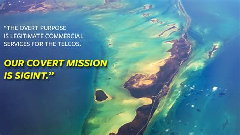 Bahamas Records Data Of The Caribbean The Nsa Records Every Cell Phone Call In The Bahamas