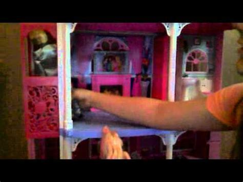 barbie dream house youtube the barbie dream house family ep 1 the new house youtube