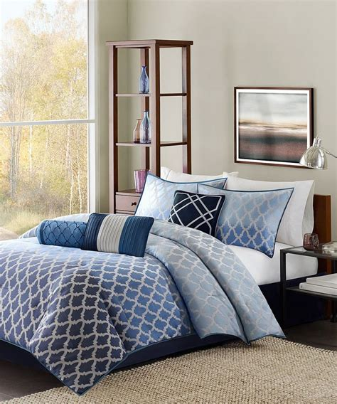 ombre bedding blue ombr 233 ally comforter set
